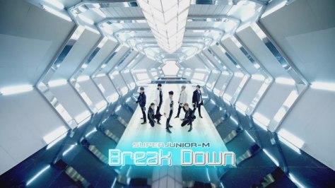 Super Junior M break down