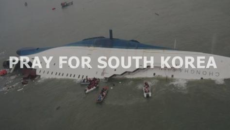 #PrayForSouthKorea #PrayForHumankind